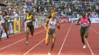 Allyson Felix wins second diamond, from Universal Sports