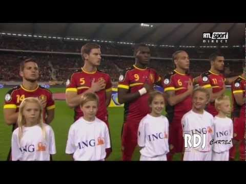 BELGIUM's highlights 2-0 Scotland | World Cup 2014 qualifying Group A | 2012/10/16