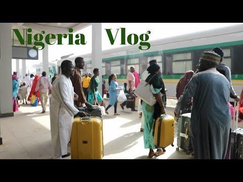 NIGERIA VLOG PT 1 | 2019