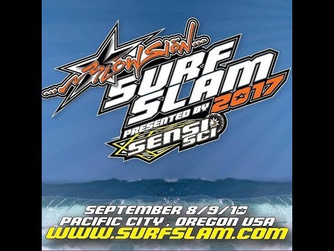 Blowsion Surf Slam September 8th, 9th and 10th 2017 - Pacific City Oregon USA