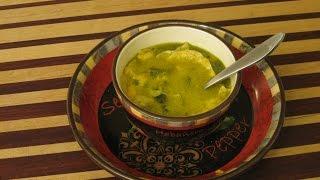 Green Chili Soup Recipe