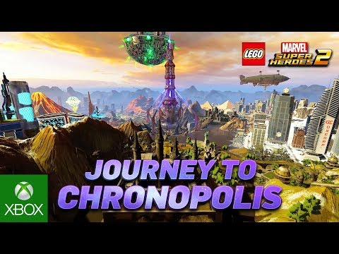 LEGO Marvel Super Heroes 2 – Official Gamescom Chronopolis Trailer