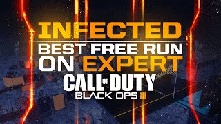 BLACK OPS 3 FREE RUN - BEST RUN ON ADVANCED INFECTED