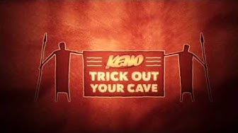 Ohio Lottery - Retail - Awareness - KENO Trick Out Your Cave