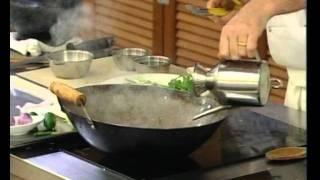 World Gourmet Summit 2010 David Thompson Masterclass, Stir Fried Prawn with Curry Powder