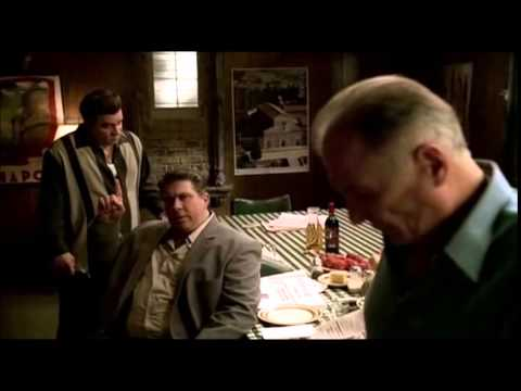 Hit this prick! - The Sopranos