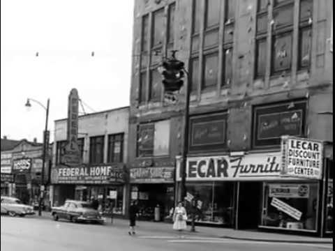 East Federal prior to 1960s Urban Renewal - Youngstown, Ohio - metromonthly.net