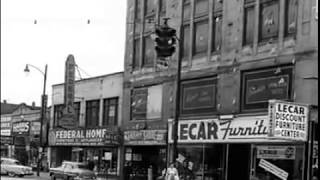 E. Federal on the eve of Urban Renewal 1960s - Youngstown, Ohio