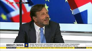 Rocco Forte Hotels Chairman Sir Rocco Forte on Sky News