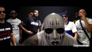 Gros94 ft. 25G, Demon One & Iron Sy - Banlieue Sud I Daymolition