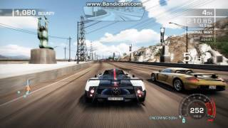 Need For Speed: Hot Pursuit (spoilt for choice) Pagani zonda