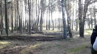 Deresz Hubertus 23 października 2010 przeszkoda nr 1