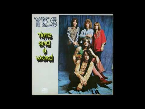 Yes - Time And A Word (1970) (US Atlantic vinyl) (FULL LP)