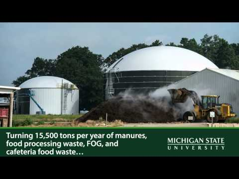 ABC Project Profiles - Michigan State University South Campus Anaerobic Digester
