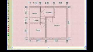 Урок 01 Интерфейс системы ArCon. Режимы конструирования и дизайна