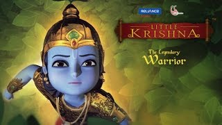 "LITTLE KRISHNA ENGLISH TELE FILM PART 2 ""THE LEGENDARY WARRIOR"""