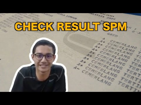 Download Youtube: Check Results SPM