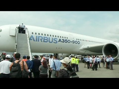 Airbus upbeat in Asia-Pacific, says dominates sales there - economy