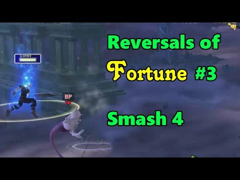 Reversals of Fortune in Smash 4 #3