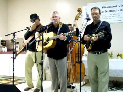 Blues Bluegrass Style by The County Seat Band