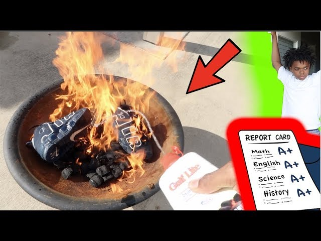 i-burned-dede3x-shoes-up-checked-report-cards