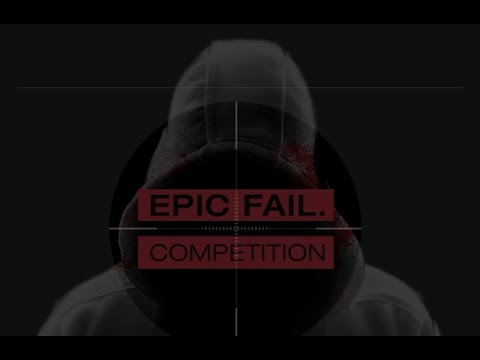 What's Your Game? - EPIC GAME FAILS Competition