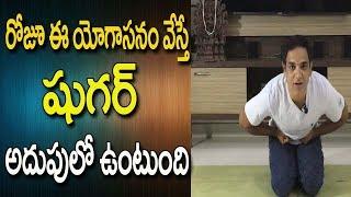 Yoga For Diabetes In Telugu    Yoga For Diabetes    Diabetes Yoga In Telugu    Yoga In Telugu