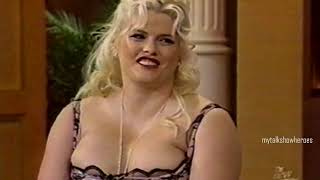 ANNA NICOLE SMITH has FUN with REGIS & KELLY - R.I.P.