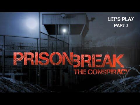 Let's Play Prison Break The Conspiracy Xbox360 Part 2/6