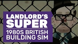 Landlord's Super Gameplay | A 1980s Britain Building Simulator