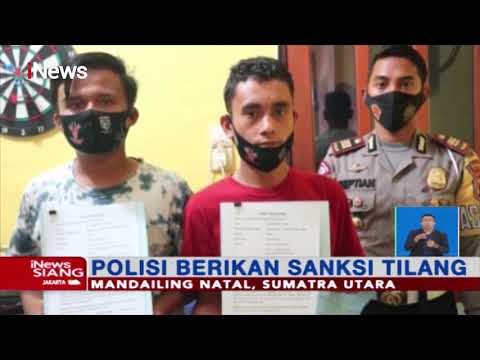 Bikin Konten Angkot Oleng, Sopir di Mandailing Natal Minta Maaf - iNews Siang 19/02
