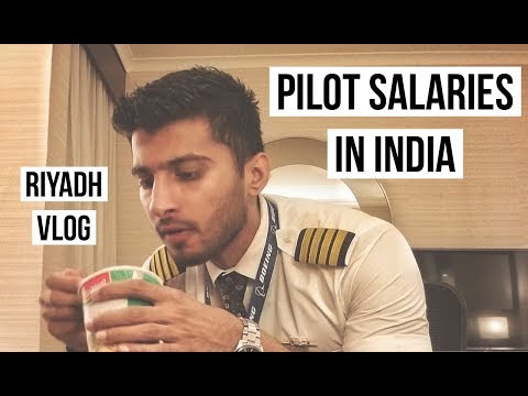 PILOT SALARIES IN INDIA + YOUNGEST CAPTAIN IN THE WORLD?!