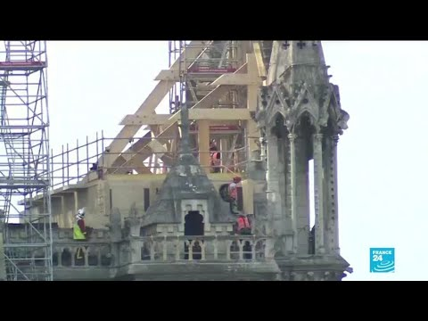 Is French carpentry up to the task of rebuilding Notre-Dame?
