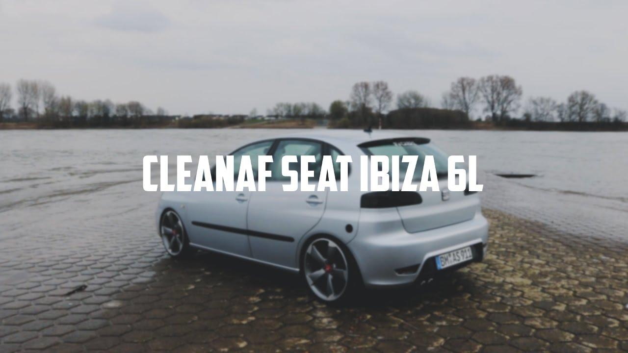 Auspuff Seat Ibiza 6l : cleanaf seat ibiza 6l youtube ~ Kayakingforconservation.com Haus und Dekorationen
