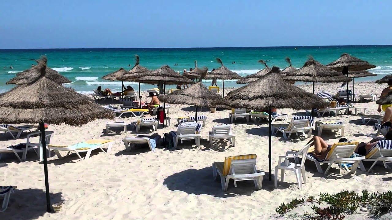 Strand Mahdia, Tunesien, 13.09.2015 - YouTube