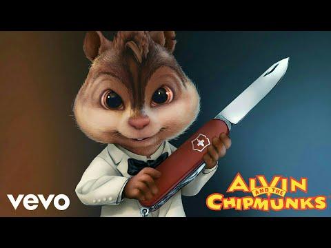 David Guetta ft. Justin Bieber - 2U (Lyrics Video) | Chipmunks Version