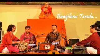 """""""Baagilanu Teredu"""" by Puttur Narasimha Nayak"""
