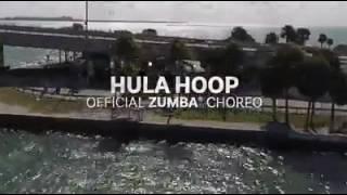 Hula Hoop Daddy Yankee coreografia Zumba
