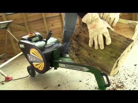 Portek Quiksplit Log Splitter