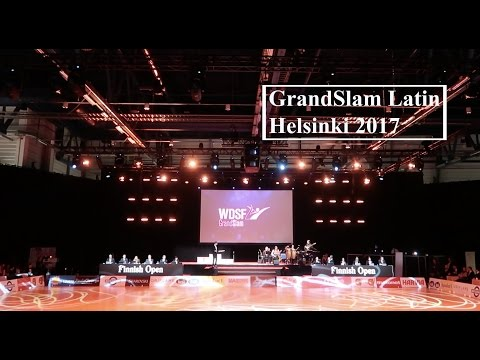 GrandSlam Latin Final Helsinki 2017