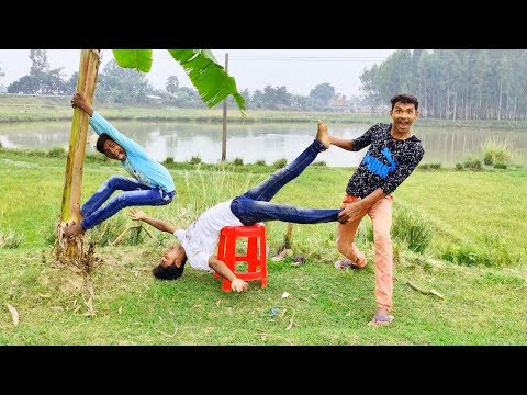 Top New Comedy Video 2019 | Try Not To laugh | Episode-91 | By My Family