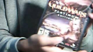 Unboxing Guild Wars: Platinum Edition