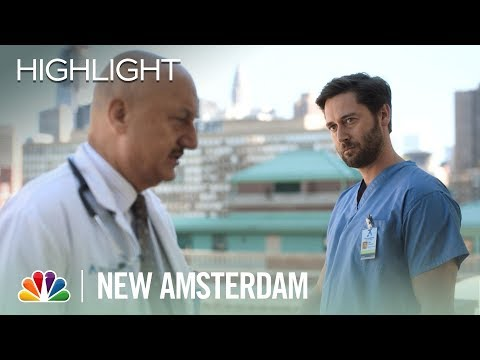 Kapoor Reaches Out to Max About Georgia - New Amsterdam (Episode Highlight)