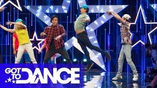 Ashley Banjo, Kimberly Wyatt & Adam Garcia TWERK! | Got To Dance 2014