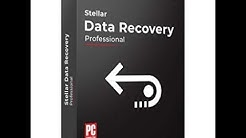 Stellar Data Recovery 8 Pro -  Keys I 1 Year (Save $69.99) (Updated 05-Nov-19)