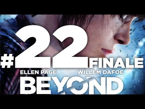 Beyond: Two Souls Walkthrough Part 22 FINALE Black Sun