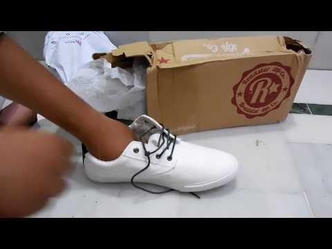 ROADSTER MEN'S white sneakers On MYNTRA.COM