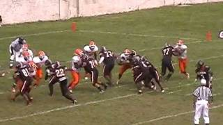 DeWitt Clinton Tykeem Williams #73