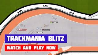 TrackMania Blitz · Game · Gameplay