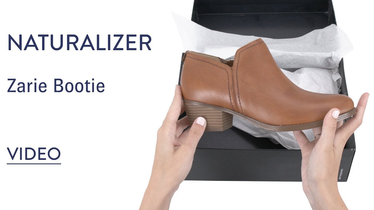 Naturalizer Zarie Bootie | Shoes.com